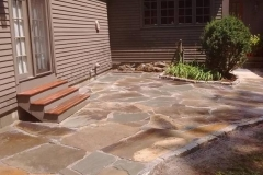 Hardscapes - Back Patio