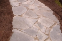 Blue Stone Walkway Milford NH