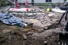 Pond Reconstruction - Before