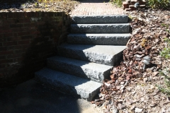 Granite Steps After