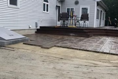 Patio Work - Before