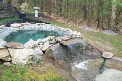 Water Feature Rebuild