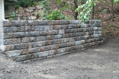 Retaining Sitting Wall